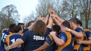 1st XV welcome Sevenoaks