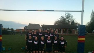 Oxford All Blacks vs Tabard 01.12.13