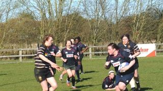 Oxford All Blacks vs Marlow 16.3.14