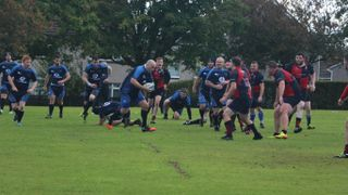 Dyce RFC v Peterhead RFC, Tennent's Caledonia North 4