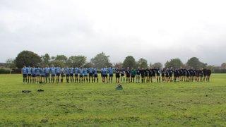Dyce RFC vs Dyce RFC old boys 35th anniversary game