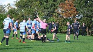 Dyce RFC vs Fraserburgh RFC 12-10-2019.