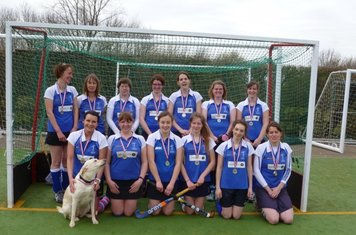 Cup Runners up 2013 (+ Mascot of the day!)