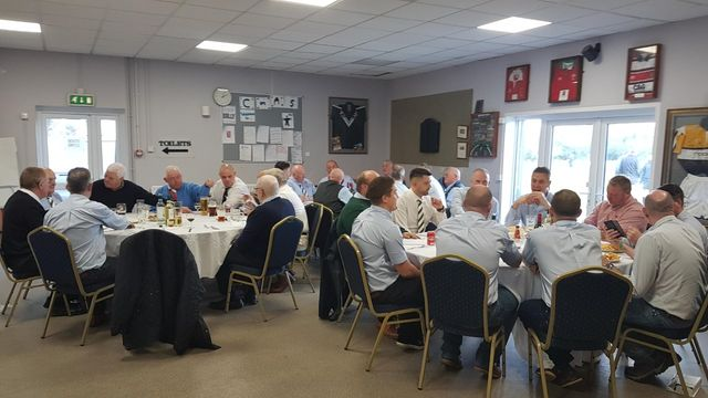 Vice Presidents Lunch - Sat 19th October 2019