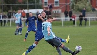 Squires Gate 1-5 City of Liverpool (FA Cup) - Saturday 8th September 2018