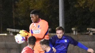 Squires Gate 0-2 Padiham (Lancs Trophy) - Tuesday 25th September 2018