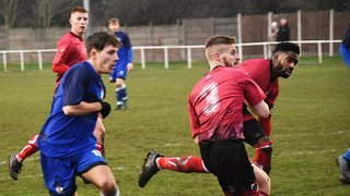 Squires Gate 4-1 Abbey Hey - Saturday 19th January 2019