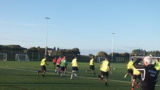 Pre Season: Training Day 1