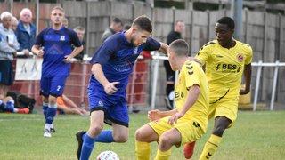 Pre Season: Squires Gate 1-1 Fleetwood Town Under 23's