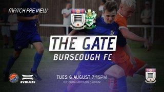 MATCH PREVIEW: Squires Gate v Burscough FC