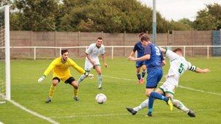 REPORT: Squires Gate 0-1 Burscough