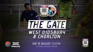 MATCH PREVIEW: Squires Gate v West Didsbury & Chorlton (FA Cup)