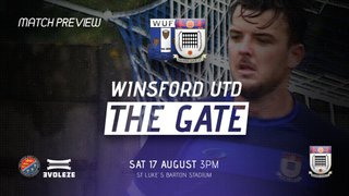 PREVIEW: Winsford United v Squires Gate
