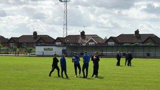 TEAM NEWS: Changes for Gate at The St Lukes barton Stadium