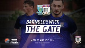 NEXT UP: Barnoldswick Town v Squires Gate