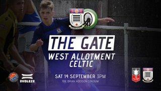 NEXT UP: Squires Gate v West Allotment Celtic (FA Vase)