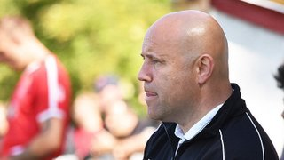NEWS: Manager Andy Clarkson leaves the club