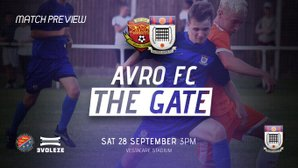 MATCH PREVIEW: Avro v Squires Gate