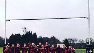 West Bridgford 24, Spartans 15.