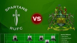 Spartans Vs Newcastle Away