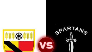 Crewe & Nantwich 27, Spartans 17.