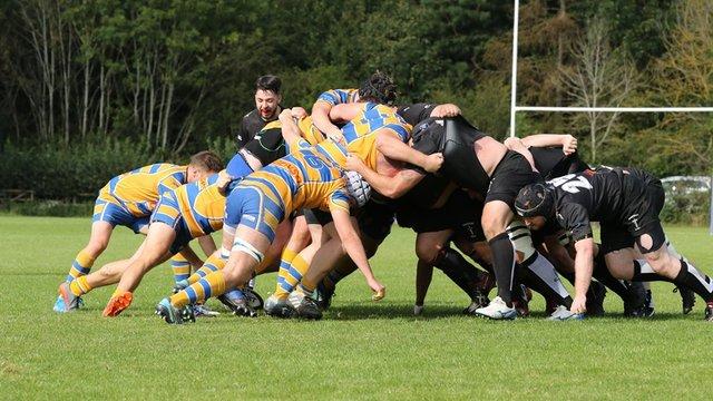 Spartans Mixed 1s/2s win pre season friendly