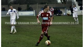 HTFC v Swindon Supermarine by Graham Finney