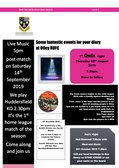 Otley RUFC Save the date