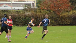 2nd XV v Hackney 3rd 24.10.2015