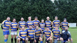 2nd XV Team Photo 2016