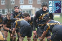 Despite the Conditions Eastbourne 1st XV Gain additional Points.