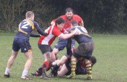 Eastbourne Regain Their Stride