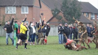 ERFC 2nd XV Horley Away March 2013