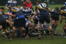 Eastbourne's Cup Run dashed by local side Hastings 1st XV.