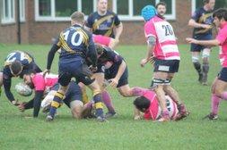 Eastbourne maintain their form against Crowborough 2nd xv.