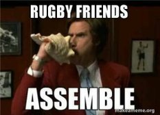Six Nations Begin - Watch at Your Local Rugby Club - Saturday's