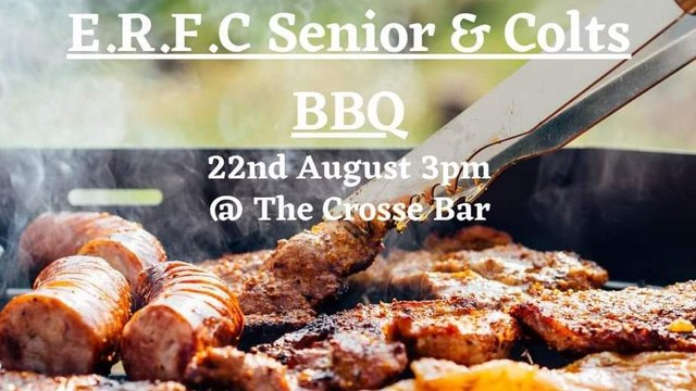Eastbourne Rugby Club Senior & Colts Social BBQ
