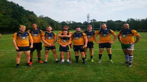Senior/Colts take part in 10's Touch Tournament.