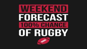 Rugby This weekend @ The Fortress
