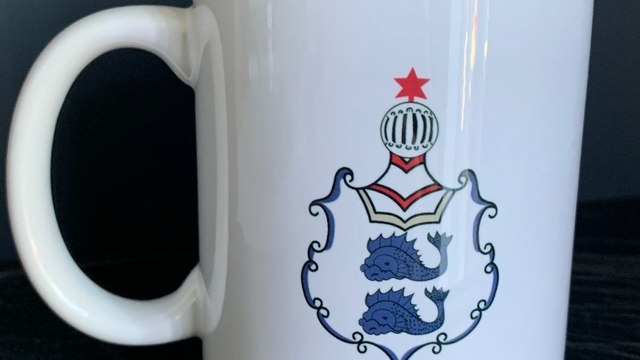 Brighton Mugs now on sale from Pats Bar