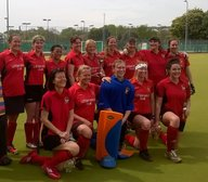 Another good win for the Ladies 1's