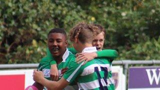 Kent Cup Away vs Beckenham