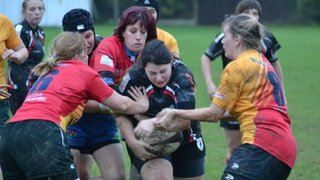 Five Ways Ladies V's Rugby Lionesses