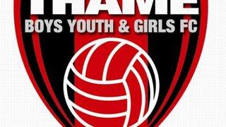 Thame Youth U13's