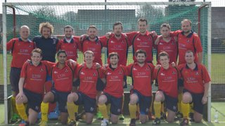 Mens 1s vs Ashford away 02/04/16