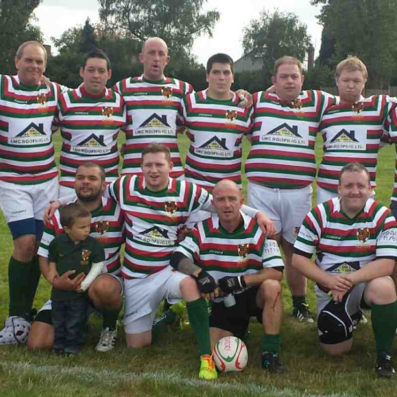 2nd XV Vs Spartans III - 13/09/14 - Taken by Kayleigh Williams