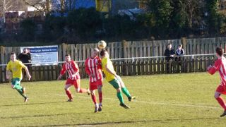 Tring Take Points At Bell Close