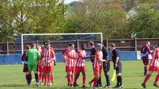 15/04/17 Away v Crawley Green