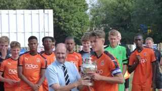 21/07/18 Home v Luton Town Beds Prem Cup