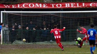 Town Take 3 Points From High Flying Biggleswade United